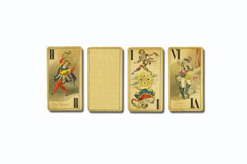 """""""2016""""- Konzept mit Tarock Karten 1"""