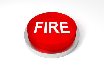 red round button fire