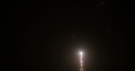 4K, Fireworks, New Years Eve
