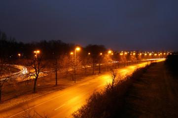 Die Ständlerstraße in München