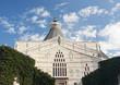 Facade of Basilica of the Annunciation, Nazareth, Israel