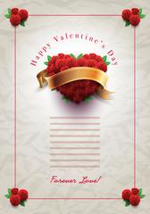 Valentine's Day Love Letter