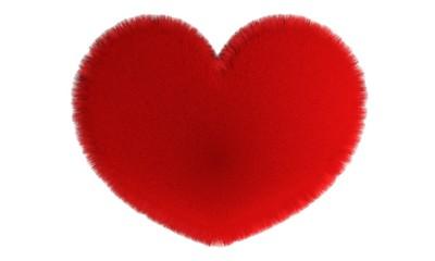 Coeur velours