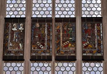 vitrail église saint laurent à Nuremberg