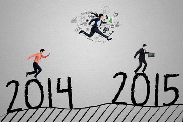 Entrepreneurs compete to achieve number 2015