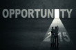 Family enter opportunity door to future 2015