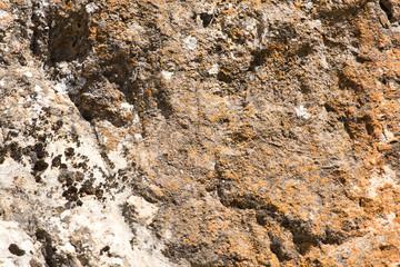 rocky rock as background