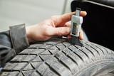 car wheel protector measurement