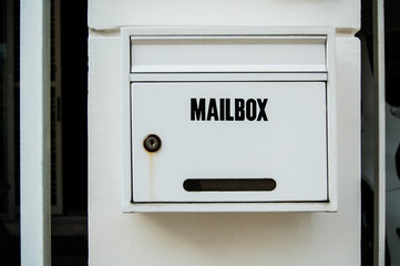 Mailbox home page