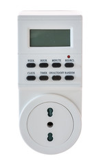 Electrical socket timer