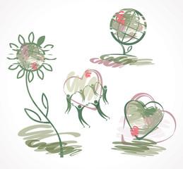love, life, and environmental protection.