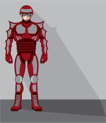 Hero castume