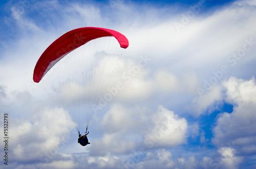 Fototapeta fly in the sky