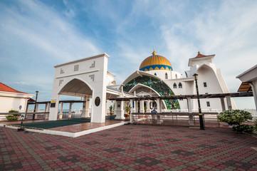 MASJID SELAT , MELAKA , MALAYSIA - 29 MAY 2014