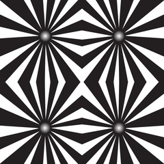 Black and white modern background