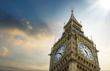 The BigBen in London