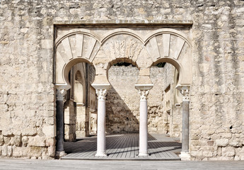 Medina Azahara. Cordoba, Spain