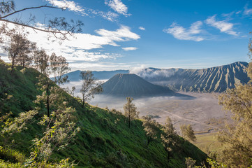 BROMO , INDONESIA - 15 MARCH 2014
