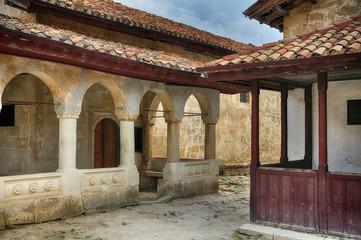 Chufut-Kale, tatar fortress in Crimea