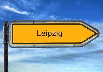 Strassenschild 26 - Leipzig