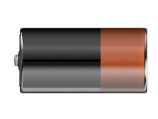 Battery level 25%