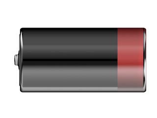 Battery level 15%