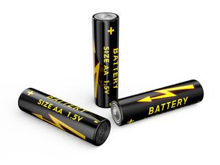 Batteries AA