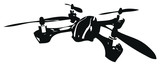 Quadcopter Multicopter poster
