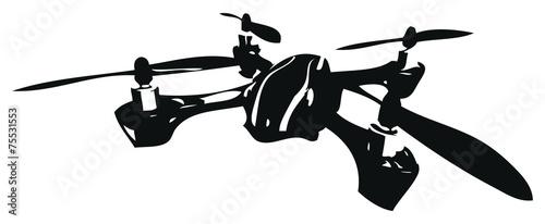Quadcopter Multicopter - 75531553
