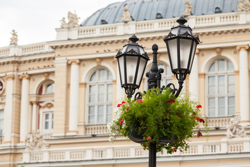 Odessa Streetlamps