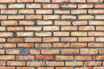 fresh brick wall background 2