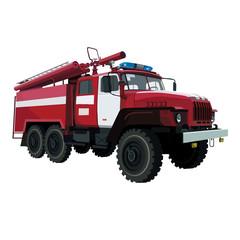 fire-engine vehicle