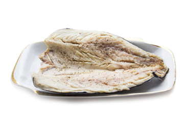 Fish, salted mackerel with spice