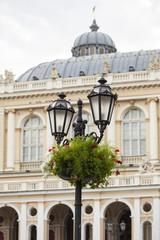 Street Light in Odessa