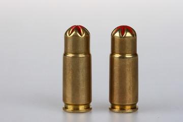 Blank bullets