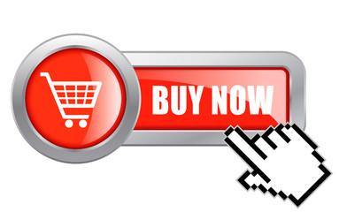 Buy now vector button