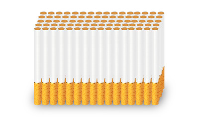 Muro di sigarette