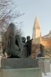 Einar Jonsson statue walk
