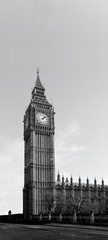 Big Ben im Vintage Look