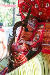 Theyyam - Panayakkatt Bhagavathi