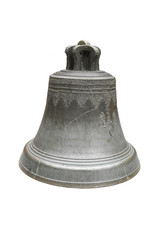 old bronze bell