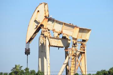 Rusted California Oil Pump