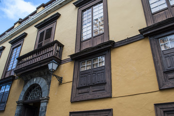 Architecture details of Tenerife
