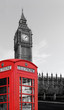 Big Ben mit Telefon