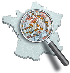 France - Villes à la loupe