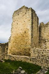 Old Byzantine Fortress Walls, Greece