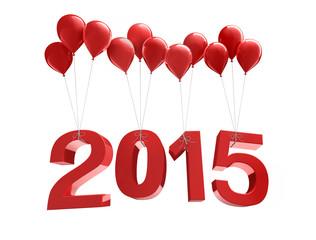 2015 - Rote Ballons