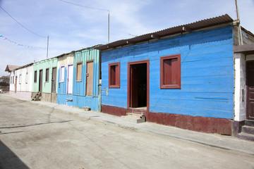 Perù, Villaggio di pescatori