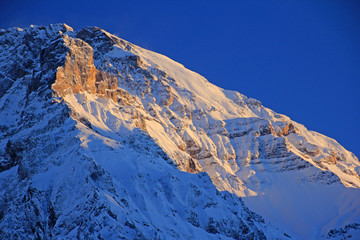 alpen adelboden schweiz