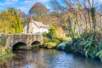 Couch's Mill Cornwall